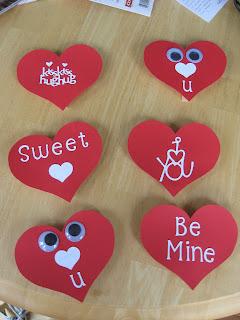 Valentine Clips