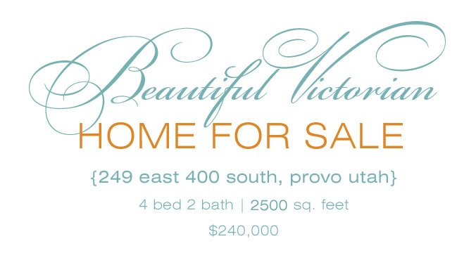Beautiful Victorian Home for Sale