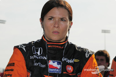 danica patrick without makeup