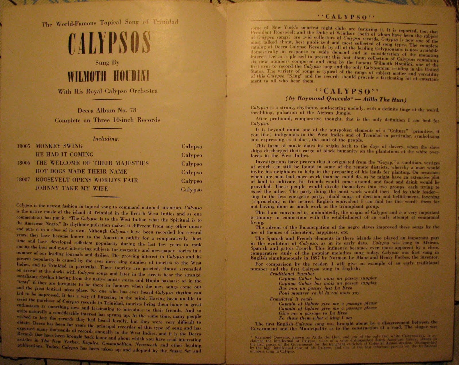 Holt spanish 3 expresate study guide 1 pages final exam 8 array retro vintage modern hi fi retro music decca 78 1939 calypsos by rh itishifi fandeluxe Choice Image