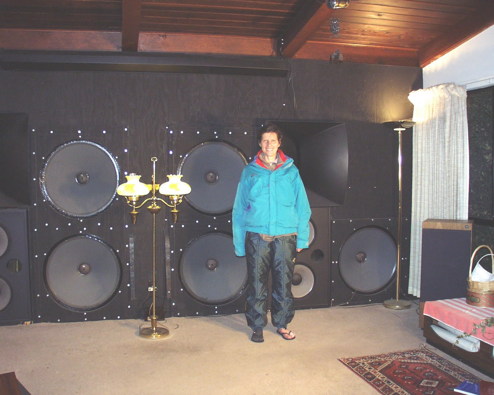 30 Inch Speakers And 30 Inch Rims : Retro vintage modern hi fi electrovoice w or inch