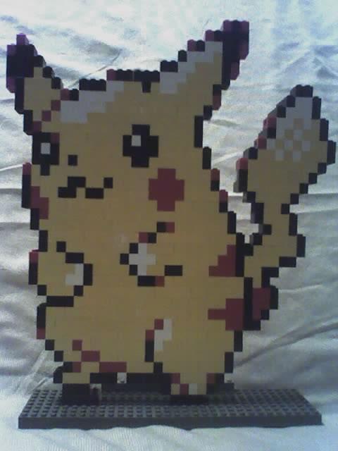 Pokemon game characters