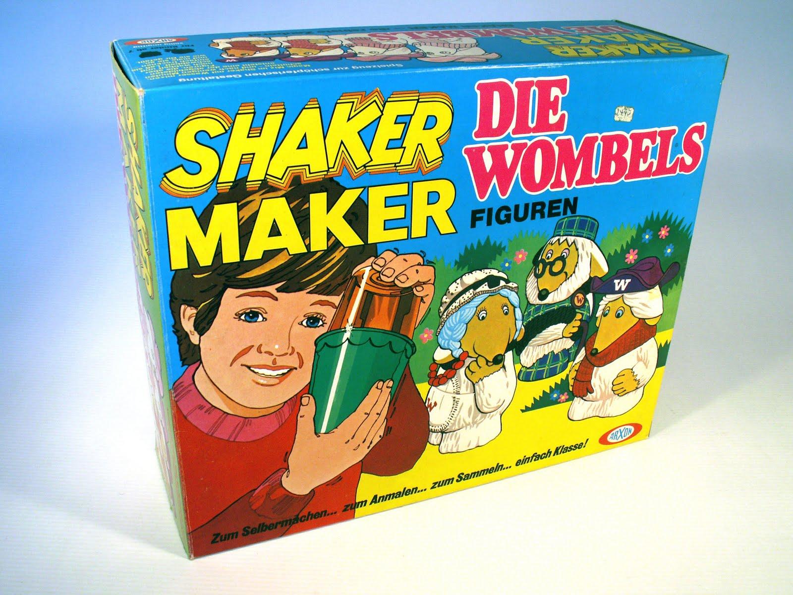 Kinderzimmer helden shaker maker von arxon for Kinderzimmer 70er