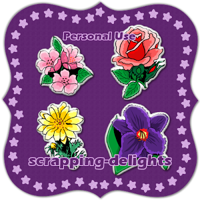 http://scrapping-delights.blogspot.com/2009/08/puffy-flower-stickers-freebie.html