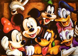 Pictures of Disney Characters..!