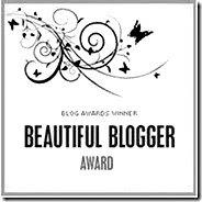 Två bloggutmärkelser!