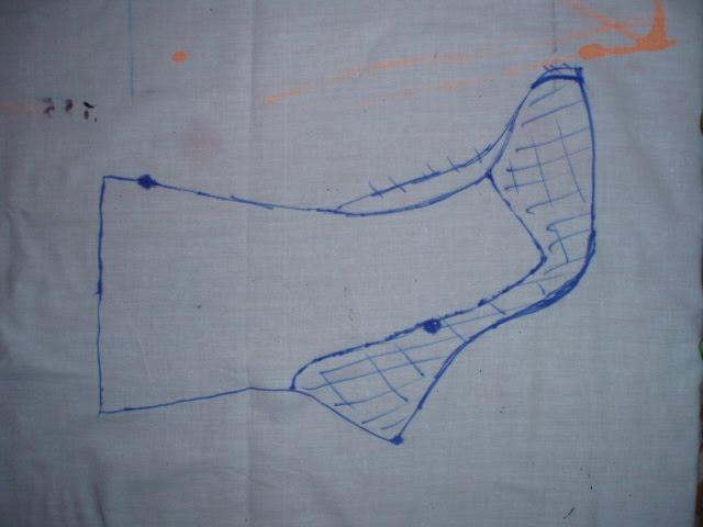 Вязаные ботильоны, обувь, вязание, вязаная обувь, MKovaliuk