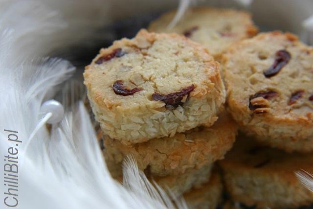 ChilliBite.pl - motywuje do gotowania!: Cranberry Noël Cookies i ...