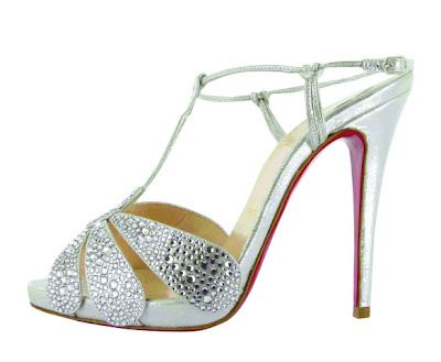 Christian Louboutin Wedding Shoes Spring 3910 collection