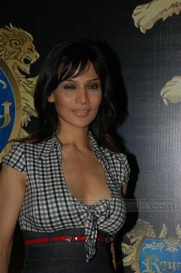 Anupama Verma Deep neck cleavage