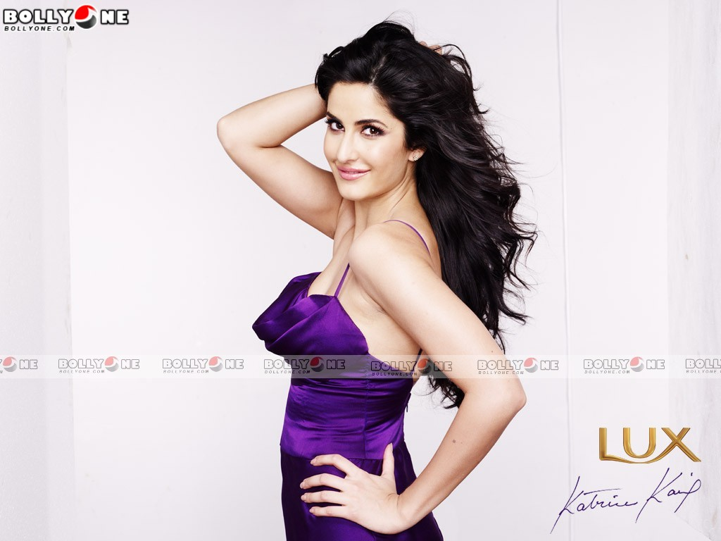 Katrina Kaif For Lux Ad