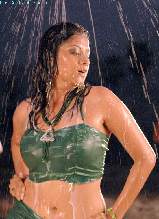 Sindhu Tulane Wet & Sexy Poses