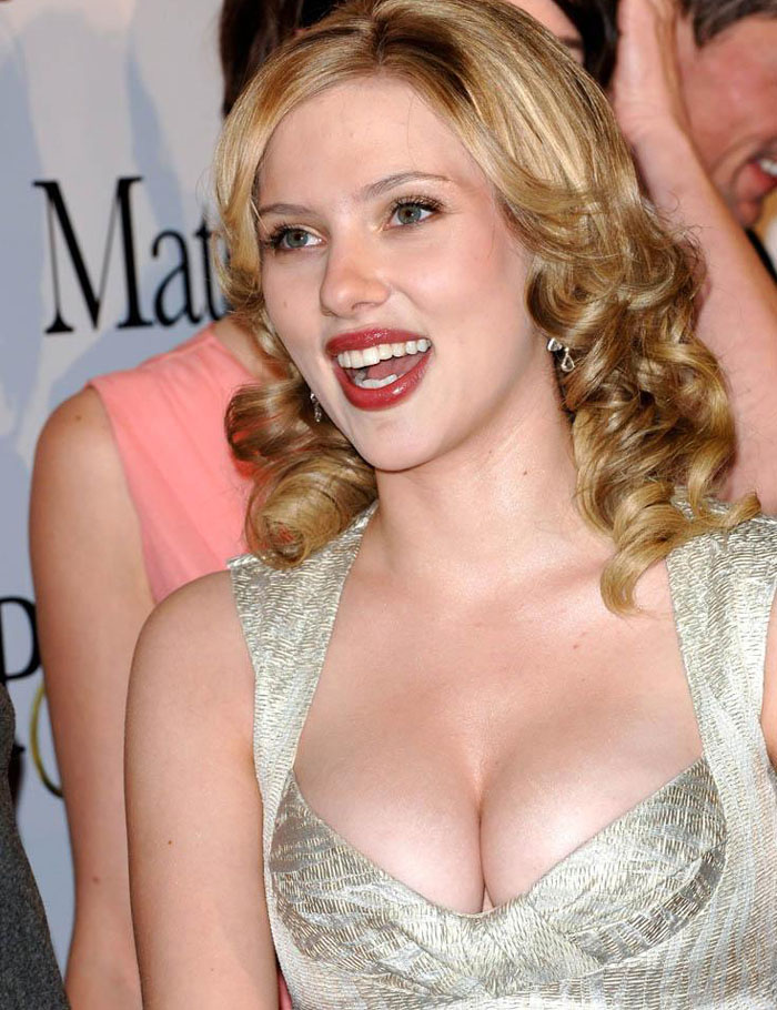 ... Scarlett Johansson of the timeless song