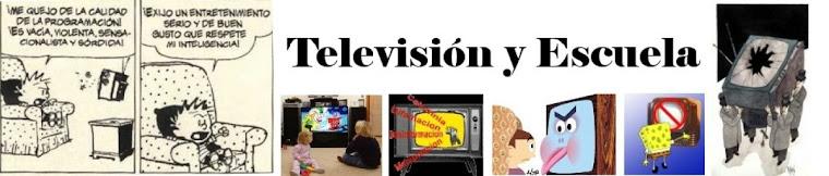 Televisión y escuela