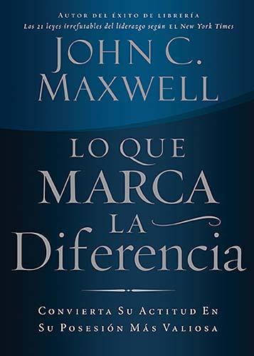 """Libro: """"Lo que marca la diferencia"""""""
