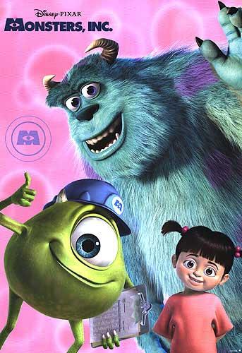 Assistir Monstros S.A Dublado Online HD
