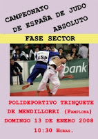 Judo Sector Norte 2008 Senior