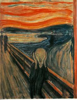 El grito, de Edvard Munch (Museo Munch, Oslo)