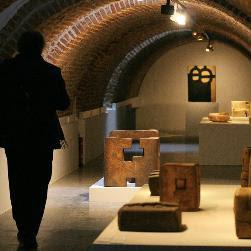 Imagen de la exposición [Museo Chillida-Leku]