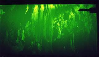 Representación holográfica de la cueva Tito Bustillo [Foto: CSIC]