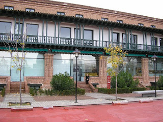 La Residencia de Estudiantes [Foto: María José Rubiales]