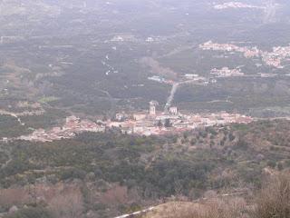 Restábal, en el municipio granadino de El Valle [Foto: Alejandro Pérez Ordóñez]