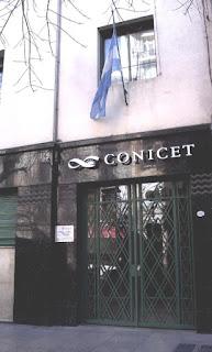 Sede del CONICET en Buenos Aires [Foto: CONICET]