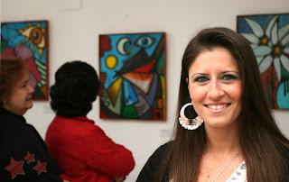 Olga Amaro [Foto: Manuel Ramírez Ordóñez]