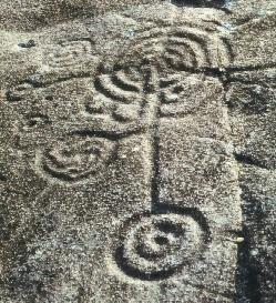 Outeiro de Sombriñas (Pontecaldelas, Pontevedra) [Foto: Asociación Arqueológica Viguesa]