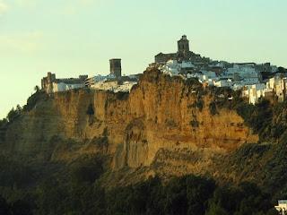 Vista parcial de Arcos de la Frontera [Foto: Teresa Ruiz]