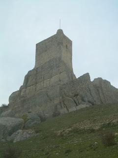 Castillo de Atienza (Guadalajara) [Foto: Alejandro Pérez Ordóñez]