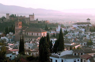 Arrabal del Albayzín, Granada [Foto: Alejandro Pérez Ordóñez]