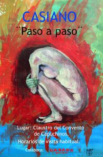 Exposición 'Paso a paso' de Casiano López Pacheco