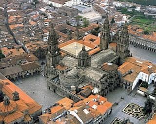Santiago de Compostela [Foto: Arlanza Ediciones]