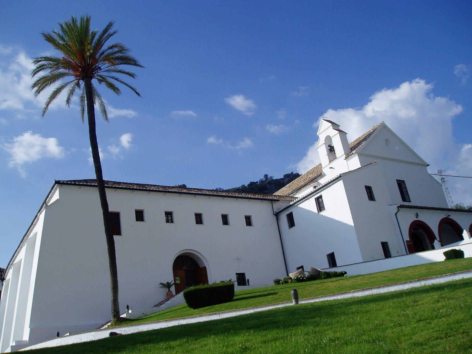 Museo de la Piel de Ubrique, Convento de Capuchinos.