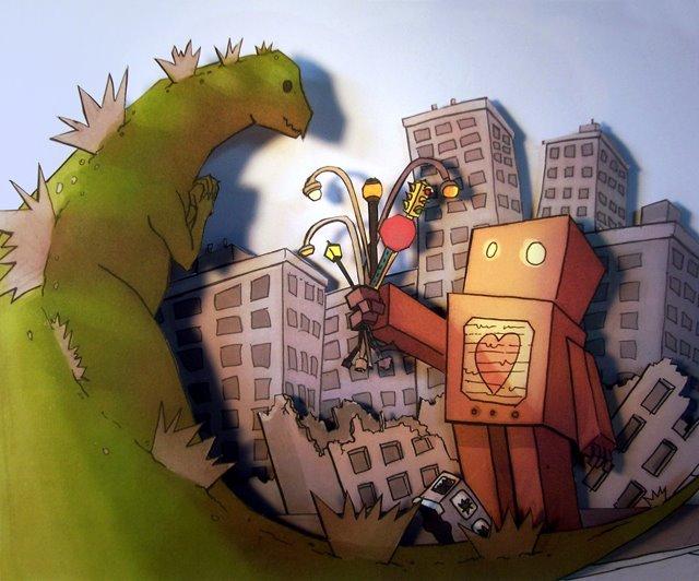 [Godzilla]