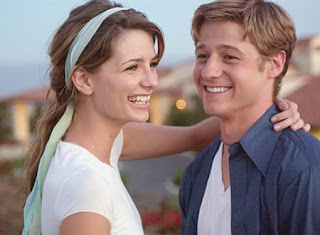 Ryan and Marissa from the OC @ theotherchic