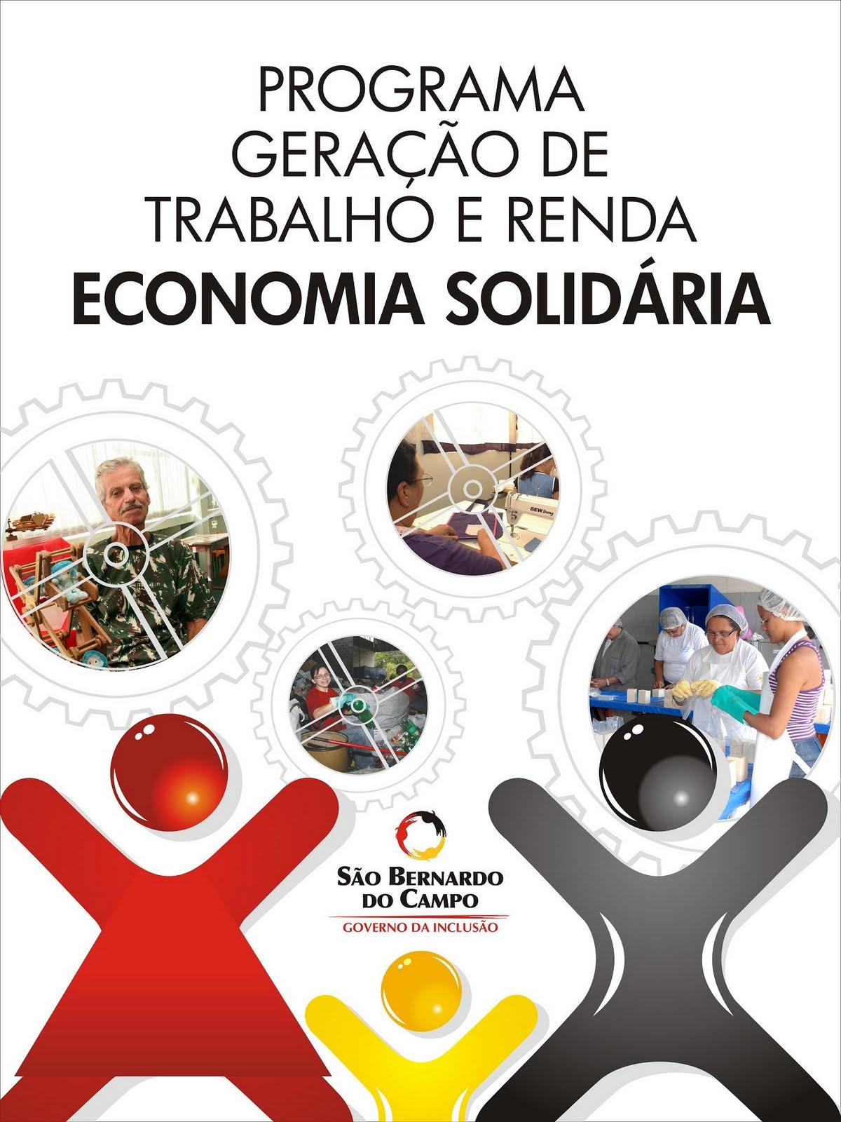 OFICINA SOLIDÁRIA: Programa de Geração de Trabalho e Renda Economia  #C7A904 1200 1600
