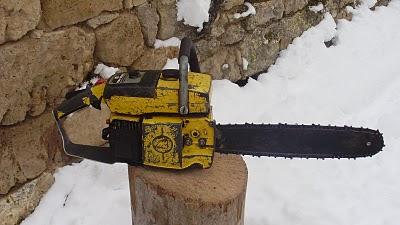 McCulloch Pro Mac 81 chainsaw