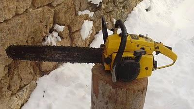 McCulloch Pro Mac 700 chainsaw