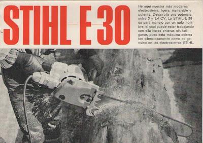 Stihl E30