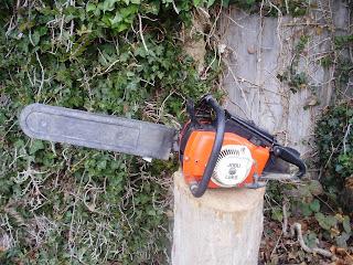 JO-BU L86S chainsaw