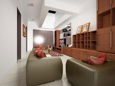 Family Room Interior design Furniture