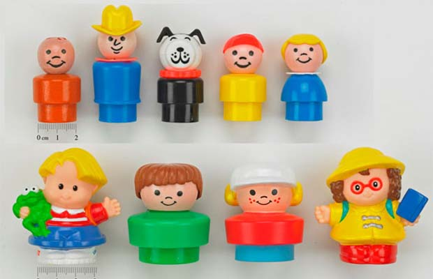 children of the 90s fisher price toy kits