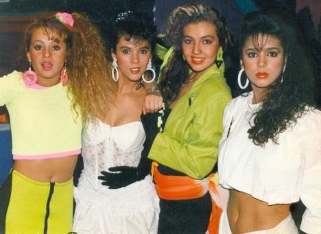 grupo de los 80 y 90: