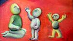 Venus de nulle part, sur la pointe des pieds....
