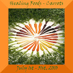 ONGOING EVENT - Healing Foods - Carrots