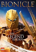 Bionicle: La leyenda renace (2009) online y gratis