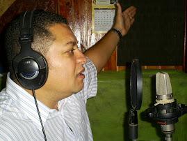 LOPINHO DA LMIX SE PREPARA PARA GRAVAR NOVO CD DO CANTOR JOSE ANTONIO.