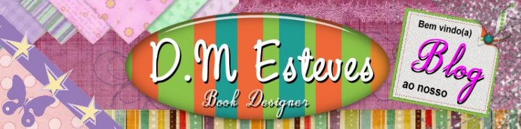 DM Esteves - Book Designer